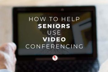 How to help your grandparents use video calling during COVID-19